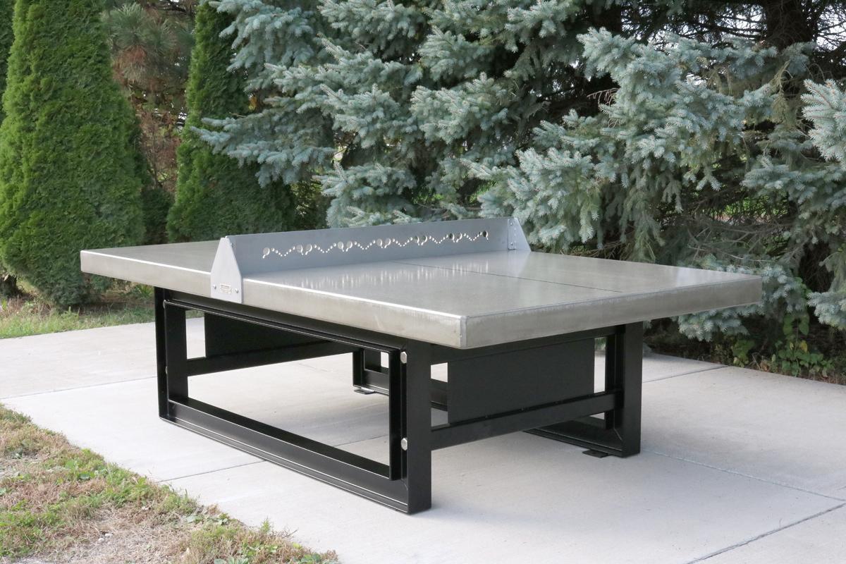 Outdoor Concret...