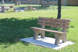Benches for schools